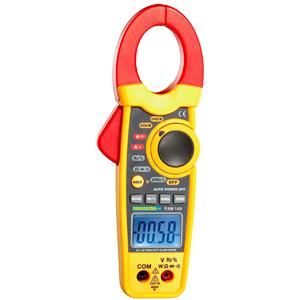 Zangenwattmeter AC/DC True RMS