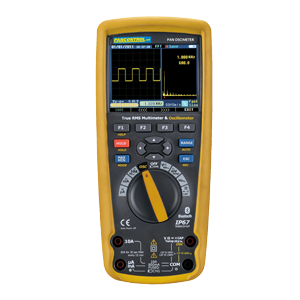 Profi-Digitalmultimeter True RMS, CAT IV 600V